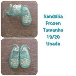 Sandálias infantil feminina