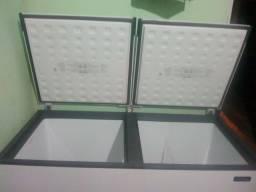 Freezer horizontal esmaltec 419 litros