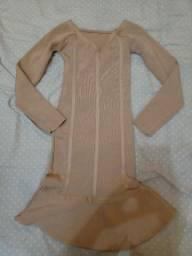 Vestido bandagem recém comprado