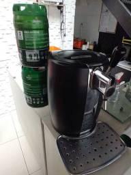 Choppeira da Heineken + 2 barris de 5 litros cada