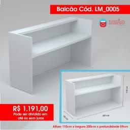 Balcão Cód.LM_0005