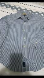 2 camisas ( Gapkids e Wrangler) 8 anos