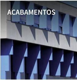 Reparos, reformas e construções. Obras convencional e de EPS.