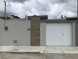 Casa Plana Eusébio pronta para morar 02 e 03 quartos