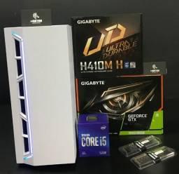 Pc gamer i5 10ª geração muito TOP 12x530,00