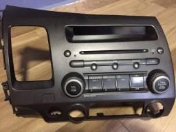 Rádio Original Honda Civic