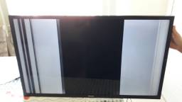 Smart TV 32 pol para peças ou conserto!