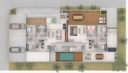 Apartamento à venda com 03 dormitórios em Bancários, João pessoa cod:010047
