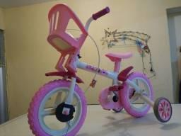Título do anúncio: Bicicleta infantil semi-novo