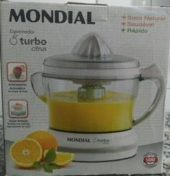 Espremedor de Frutas Mondial Turbo (Novo)