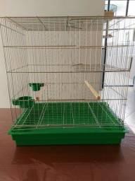 Vendo gaiola nova sem uso