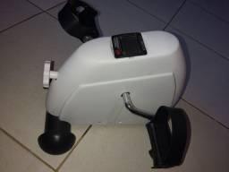 Mini bicicleta cicloergômetro com monitor