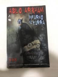 Título do anúncio: Hq do Batman Asilo Arkham