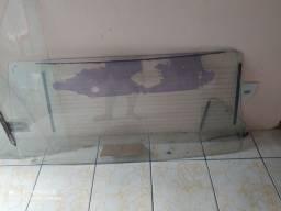 Parabrisa e todos os vidros do gol quadrado