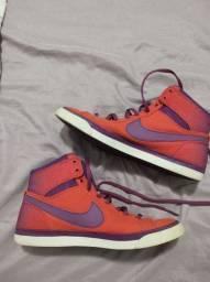 Tênis Nike usado,  troco ou vendo