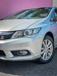 Honda Civic LXL - 2013 automático