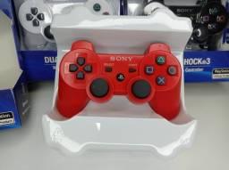 Título do anúncio: Controle para Playstation 3 (novo)