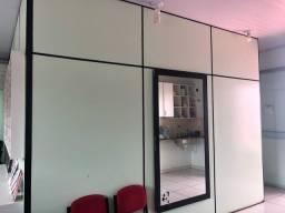 Divisorias portas de vidro para loja