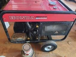 Título do anúncio: Gerador de Energia Honda Es6500