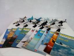 Coleção completa Máquinas Voadoras