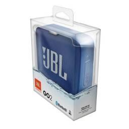 Título do anúncio: Caixa De Som Jbl Go 2 Portátil Com Bluetooth Deep Sea Blue