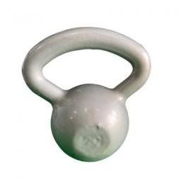 Kettlebell Emborrachado 20kg Praticar Fitness