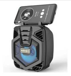 Caixa De Som Portátil Wireless Bluetooth Kimiso Kms-1186