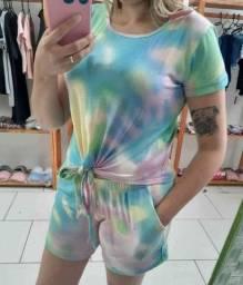 Título do anúncio: Conjunto Feminino Tie Dye