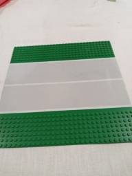 Baseplate LEGO original set 6396 base em perfeito estado