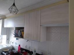 Conjunto de modulados de cozinha