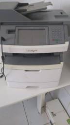 Título do anúncio: Impressora Lexmark X