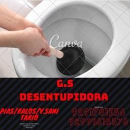 Título do anúncio: DESENTUPIDORA 24 hrs em toda Manaus