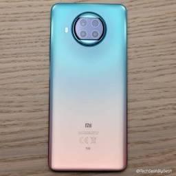 Xiaomi Mi 10T Lite 64GB e 128GB 6 Ram Loja Fisica 1 Ano de Garantia + Brinde