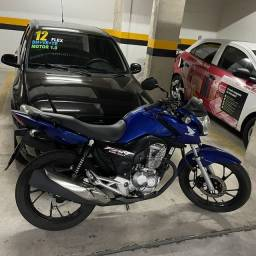 Título do anúncio: Honda CG 160 Fan 2022