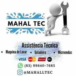 Título do anúncio: Conserto de Geladeira,  Maquina de Lavar , Lava&Seca e micro-ondas
