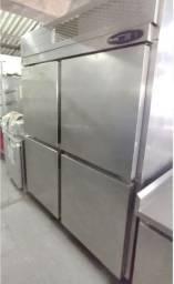 Refrigerador Vertical 4 portas Macom
