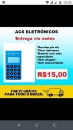 Máquinas com frete grátis para todo Brasil