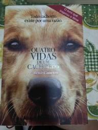Título do anúncio: Livro quatro vidas de um cachorro