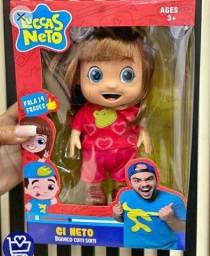 Boneca Lucas Neto