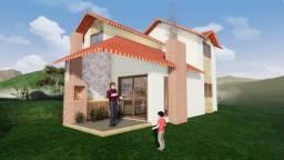 Título do anúncio: LANÇAMENTO EM Serra Negra - Casas com 3 suítes
