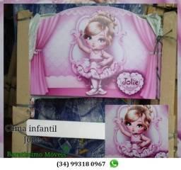 Título do anúncio: Cama Infantil Jolie, Entrego