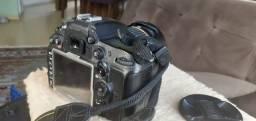 Câmera Nikkon D7000 + Lente 17-50mm F 2.8