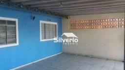 Casa com 2 dormitórios para alugar, 70 m² por R$ 1.200,00/mês - Jardim Santa Inês - São Jo