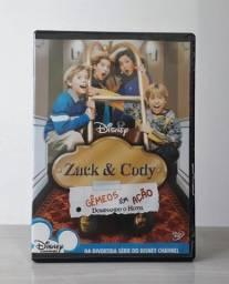 DVD Zack e Cody Gêmeos em Ação - Dominando o Hotel (Versão Nacional)