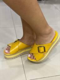 Sandalias altas (calsados )