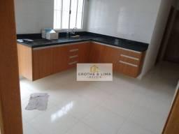 Linda casa ampla com 3 dormitórios,4 vagas de garagem, à venda ou troca - São João - Jacar