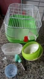 Título do anúncio: Desapego gaiola Hamster