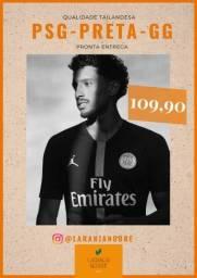 Título do anúncio: Camisa de time Paris Saint Germain GG