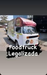 Título do anúncio: Kombi food truck 96