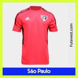 Título do anúncio: Camisas de Time de Futebol 2021/22
